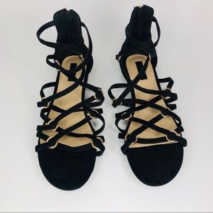 Forever21 suede women's sandal